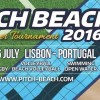 Pitch Beach 2017 – Gay Rugby & Volleyball Tournament, Lisbon, 13-15 July
