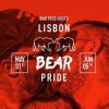 Lisbon Bear Pride 2017 – 31 May to 5 June