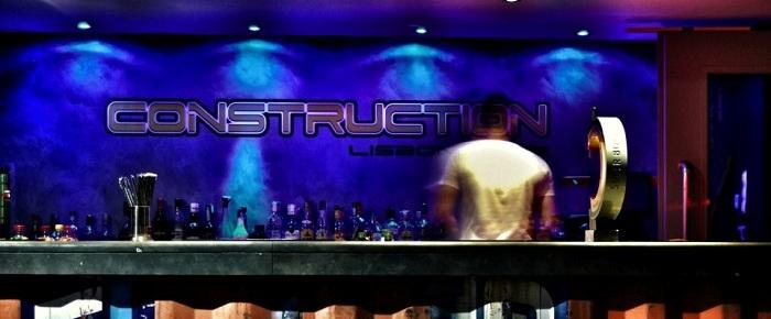 Construction Lisbon , bear bar lisbon,