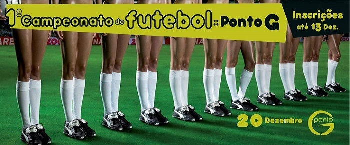 1º Torneio de Futsal Feminino Ponto G