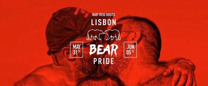 lisbon bear pride 2017